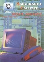 Asigurarea Calităţii - Quality Assurance, Anul IX, Numărul 33, Ianuarie-Martie 2003