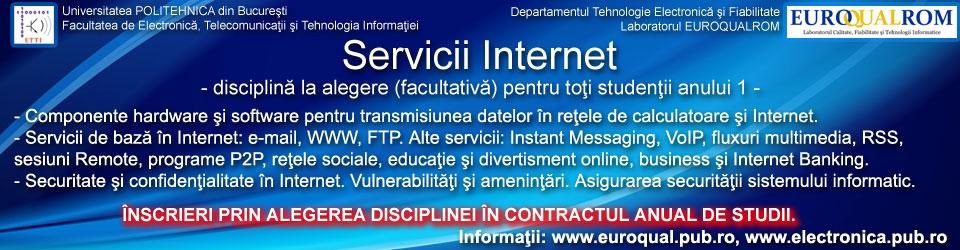 "Curs ""Servicii Internet"""