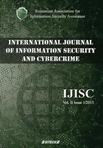 IJISC - International Journal of Information Security and Cybercrime, Volume 2, Issue 1, Year 2013