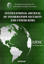 IJISC – International Journal of Information Security and Cybercrime, Volume 3, Issue 2, Year 2014