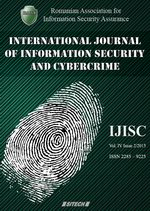 IJISC – International Journal of Information Security and Cybercrime, Volume 4, Issue 2, Year 2015