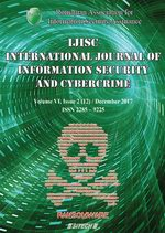 IJISC – International Journal of Information Security and Cybercrime, Volume 6, Issue 2, Year 2017