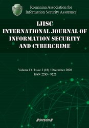 IJISC - International Journal of Information Security and Cybercrime